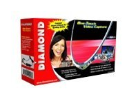 Diamond One Touch Video Capture VC500 - video capture adapter - USB 2.0