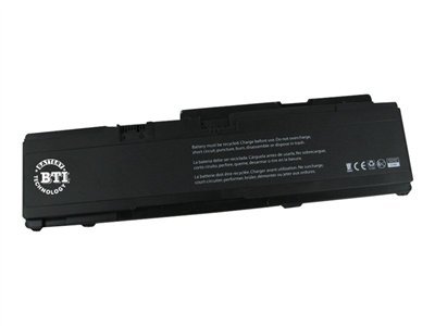 BTI Notebook battery 1 x lithium ion 6-cell 3600 mAh for Lenov