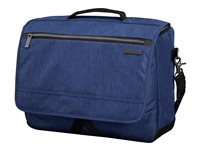 Samsonite Modern Utility Messenger Bag Notebook carrying case 15.6INCH vintage navy