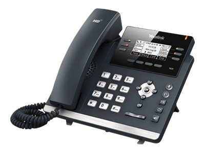 Yealink SIP-T41P - VoIP phone - 3-way call capability