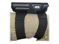 Infocase ToughMate Knee Board Leg Straps - Leg strap - for Toughmate Always-On Case, G1; Infocase Toughmate M1; Toughpad FZ-B2, FZ-G1, FZ-M1