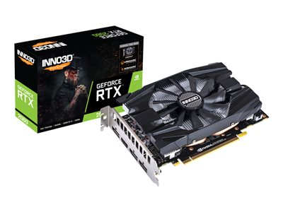 VGA Inno3D GeForce® RTX 2060 6GB Compact X1