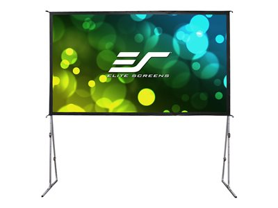 Elite Screens Yard Master Plus Series OMS120H2PLUS Projection screen with legs
