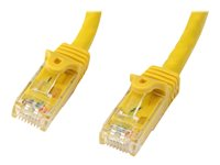 StarTech.com 10m Yellow Cat6 / Cat 6 Snagless Patch Cable 10 m - Patch cable