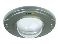 Silver-colored casing with clear dome 10pc for Axis M3011 and M3014