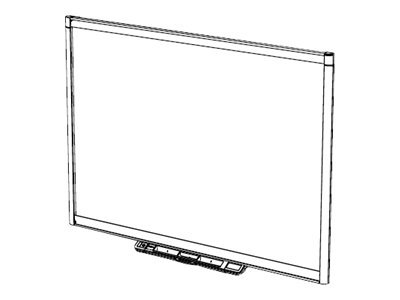 SMART Board Interactive Whiteboard 885 Interactive whiteboard digital vision touch wired
