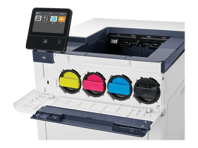 Xerox VersaLink C500/DN - Printer - color - Duplex - LED - A4/Legal - 1200 x 2400 dpi - up to 45 ppm (mono) / up to 45 ppm (color) - capacity: 700 sheets - Gigabit LAN, USB host, NFC, USB 3.0