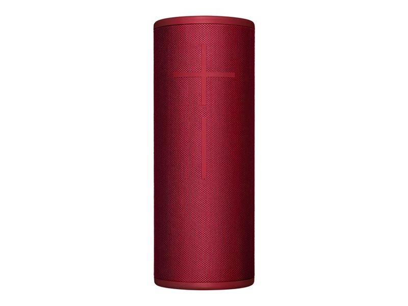 Ultimate Ears MEGABOOM 3 - Lautsprecher - tragbar - kabellos - Bluetooth - Sunset Red