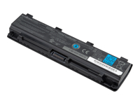 Axiom - Notebook battery - 1 x lithium ion 6-cell - for Toshiba Satellite C850, C855, C870, L830, L850, L855, P875