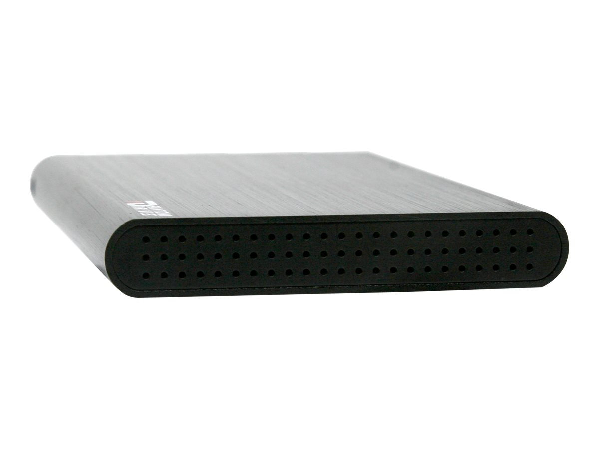 Fantom Drives GForce 3.1 SSD Series - solid state drive - 2 TB - USB 3.1 Gen 2
