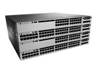 WS-C3850-24PW-S, Cisco Catalyst 3850 24 Port PoE with 5 AP licen