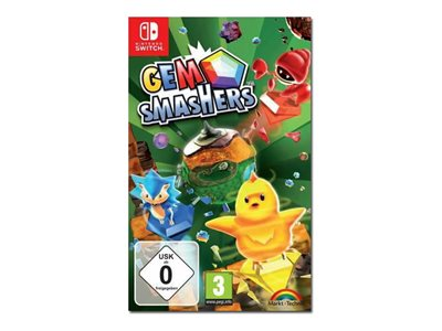 Gem Smashers - Nintendo Switch