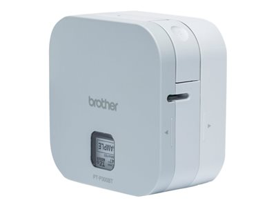Brother P-Touch PT-P300BT - etiketprinter - monokrom - termo transfer