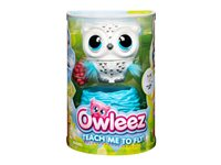 Owleez Flying Baby Owl white