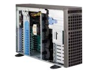 Supermicro SuperWorkstation 7047GR-TRF Tower 4U no CPU RAM 0 GB no HDD Matrox G200