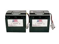 ABC RBC11 - UPS battery - lead acid - 17 Ah