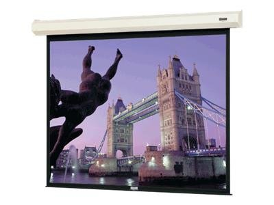 Da-Lite Cosmopolitan Electrol Wide Format w/ Low Voltage Control System Projection screen