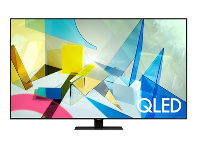 Samsung QN75Q80TAF 75INCH Diagonal Class (74.5INCH viewable) Q80 Series QLED TV Smart TV