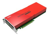 HPE NEC Vector Engine Accelerator Module - GPU computing processor - NEC Vector Engine 1.0 Type 10B - 48 GB HBM2 - PCIe 3.0 x16 - fanless - for ProLiant DL380 Gen10