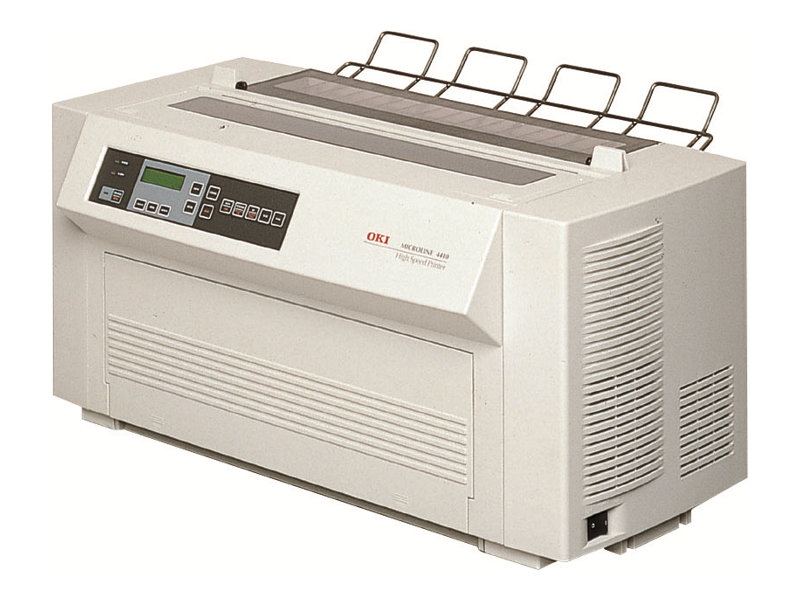 OKI Microline 4410 - Drucker - monochrom - Punktmatrix - Super A3/B, Tabloid Extra (305 x 457 mm) - 288 x 144 dpi