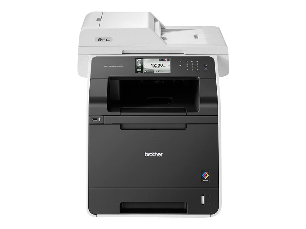 Brother MFC-L8850CDW - Multifunktionsdrucker - Farbe - LED - 215.9 x 355.6 mm (Original) - A4/Legal (Medien)