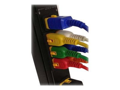 Schneider Electric Color Coded Locking Power Cords Power cable IEC 60320 C20 to IEC 60320 C19