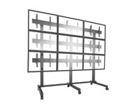 ViewSonic WMK-075 Cart for interactive flat panel / LCD display screen size: 42INCH-46INCH