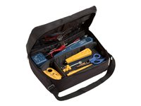 Fluke Networks Electrical Contractor Telecom Kit II with Pro3000 T&P Kit Netwo