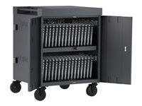 Bretford Cube Charging Cart Cart (charge only) for 36 tablets / notebooks lockable