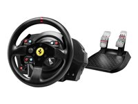 ThrustMaster T300 FERRARI GTE - Wheel and pedals set