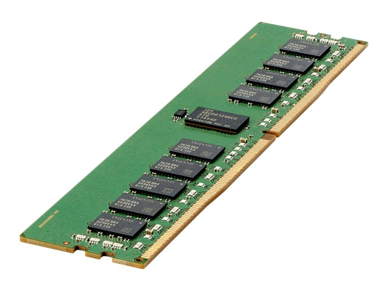 HPE Standard Memory - DDR4 - module - 16 GB - DIMM 288-pin - 2666 MHz / PC4-21300 - unbuffered