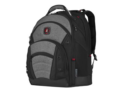 Wenger Synergy Notebook carrying backpack 16INCH gray, black