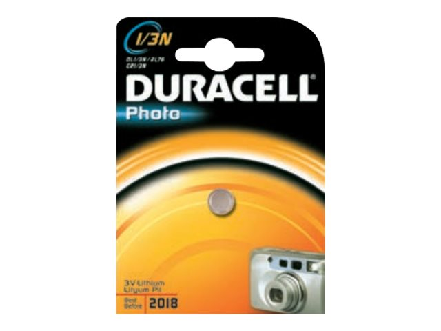 Duracell Photo 1/3N - Batterie CR11108 Li 160 mAh