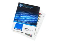 Picture of HPE LTO-5 Ultrium RW Bar Code Label Pack - bar code labels (Q2011A)