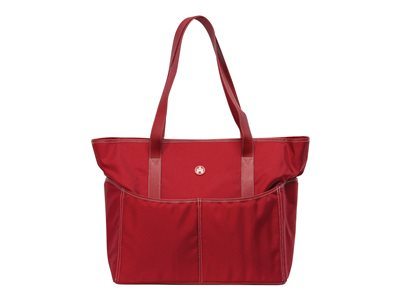 Mobile Edge Sumo Large Diaper Tote Notebook carrying case red
