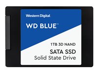 WD Blue 3D NAND SATA SSD WDS100T2B0A - Solid-State-Disk