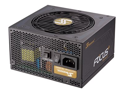 Seasonic FOCUS Plus 550 Gold 550Watt