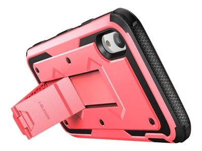 i-Blason ArmorBox Dual Layer Protective case for cell phone rugged pink -