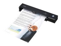Canon imageFORMULA P-208II - Scanner de documents - Recto-verso - Legal - 600 ppp x 600 ppp - jusqu'à 8 ppm (mono) / jusqu'à 8 ppm (couleur) - Chargeur automatique de documents (10 feuilles) - jusqu'à 100 pages par jour - USB 2.0
