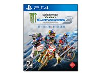 Monster Energy Supercross The Official Videogame 3 PlayStation 4