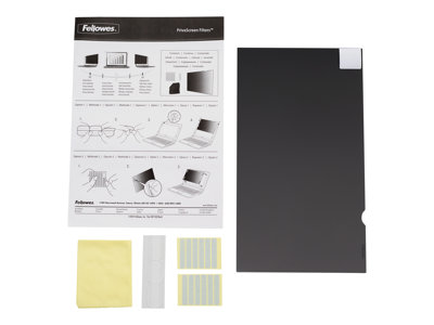 Fellowes PrivaScreen Blackout Notebook privacy filter 12.5INCH wide