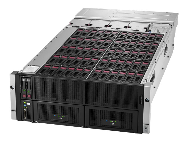 HPE Apollo 4510 Gen9 - rack-mountable - no CPU - 0 GB