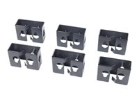 APC Cable Containment Brackets with PDU Mounting - PDU mounting brackets