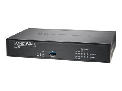 SonicWall TZ300 Advanced Edition security appliance 5 ports GigE