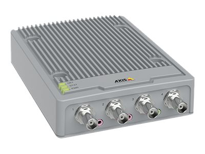 AXIS P7304 Video Encoder - video server - 4 channels