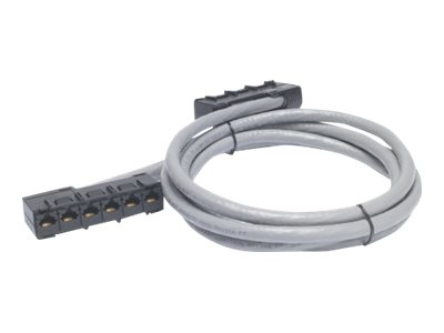 APC Data Distribution Cable Network cable RJ-45 (F) to RJ-45 (F) 35 ft UTP CAT 5e
