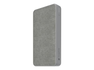 mophie powerstation XL (Fabric) Power bank 15000 mAh 3 output connectors (USB, USB-C)