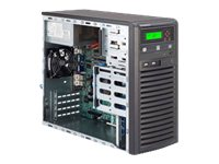 Supermicro SuperServer 5038D-I Server MDT 1-way no CPU RAM 0 GB no HDD AST2400