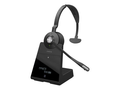 Jabra Engage 75 Mono Trådløs Sort Headset