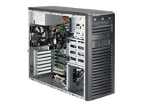 Supermicro SuperWorkstation 5039A-iL MDT no CPU RAM 0 GB no HDD AST2400 GigE